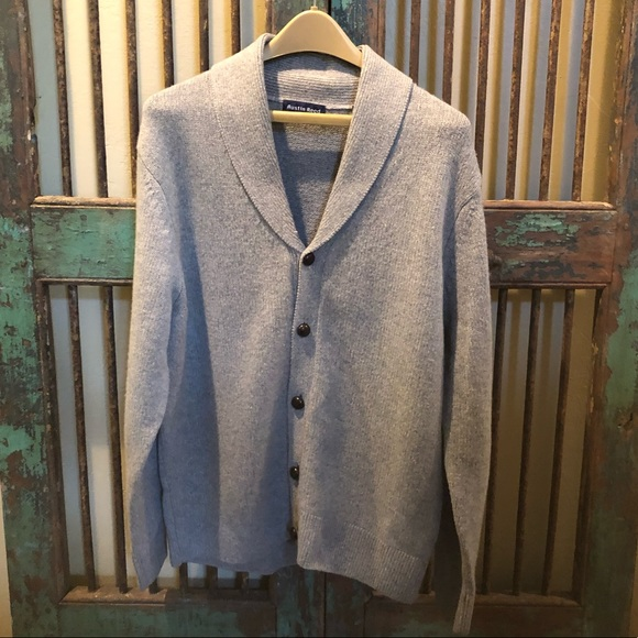 Austin Reed Sweaters Mens Austin Reed London M Gray Wool Sweater Poshmark